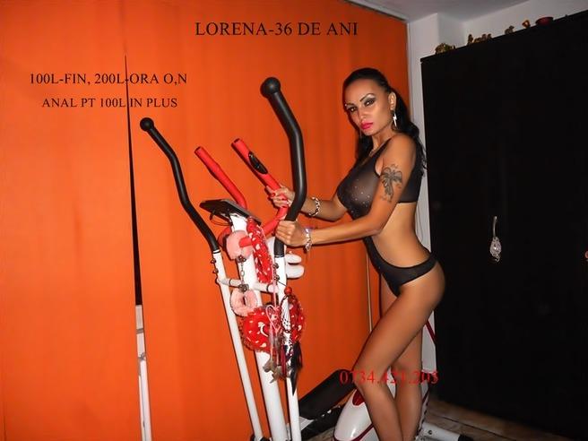 LORENA -36 de ani reala, vezi tatuajele