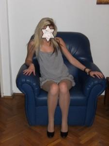 BLONDA matura, ofer masaj relaxare,