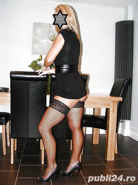 Blonda matura sexy