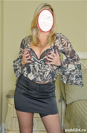 Escorte Mature: New.Doamna matura cu experienta 43 ani